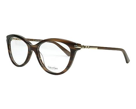d0c6fe1f10 Calvin Klein Lunettes de vue CK 205: Amazon.fr: Vêtements et accessoires