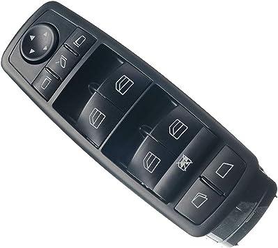 Fensterheber Schalter Schalteinheit Vorne Links Für Gl Klasse X164 M Klasse W164 R Klasse W251 V251 Mit 3 Polig 2005 2019 2518300390 Baumarkt