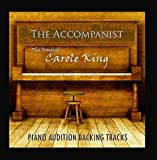 Beautiful Tapestry: The Songs of Carole King (Piano Audition Backing Tracks) by The Accompanist