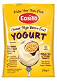 EasiYo Greek Style Passionfruit Yogurt Mix 1 x 230g