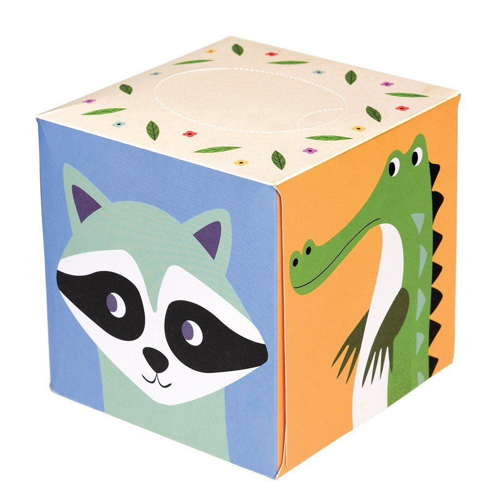 Colourful Creatures Boxed Tissues