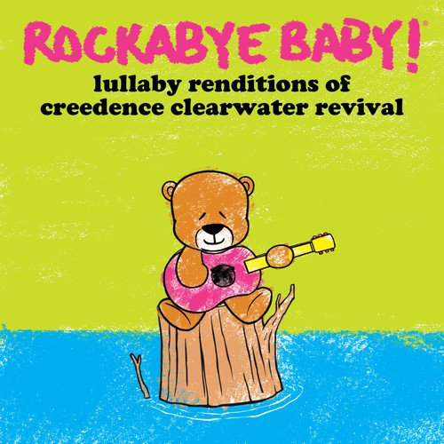 Lullaby Renditions of Revival Creedence Clearwater Credence Quality inspection