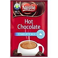 NESTLÉ Hot Chocolate Complete Mix Sachets Drinking Chocolate, 100 Sachets x 25g