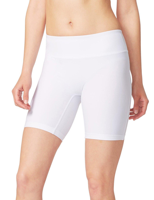 Baleaf Women's 7 Active Fitness Pocket Running Shorts