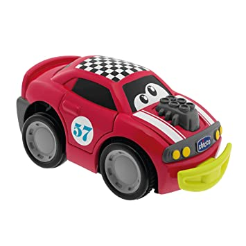 Chicco - Coche Turbo Touch Crash Derby, color rojo (00006716000000): Amazon.es: Juguetes y juegos