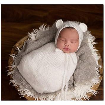 Amazon.com: Bebé recién nacido fotografía accesorios de ...