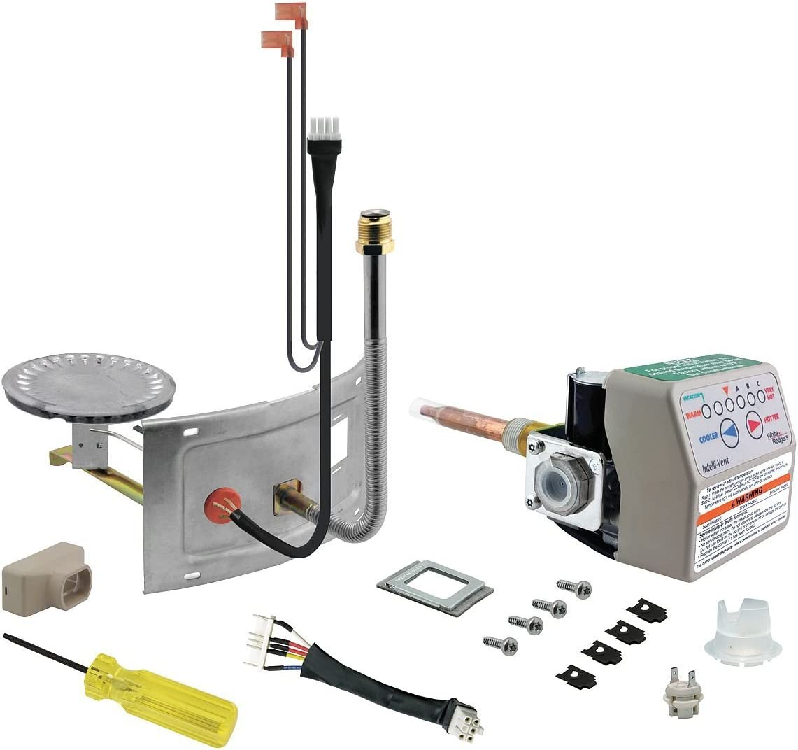 Rheem SP20170A Water Heater Gas Control Thermostat/Burner Assembly Retrofit Kit - Natural Gas