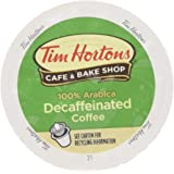 Tim Hortons DECAF Single Serve Coffee 48 Count