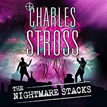 The Nightmare Stacks: A Laundry Files novel Audiobook by Charles Stross Narrated by Jack Hawkins