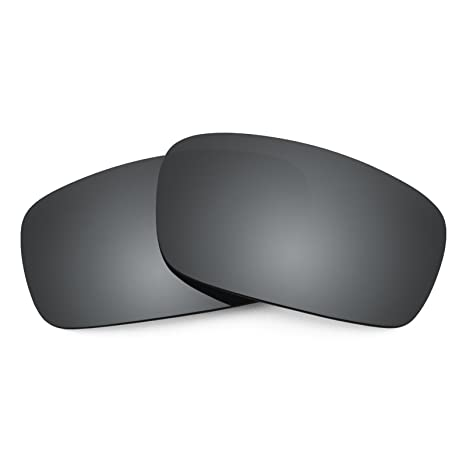5e86f9a94e7 Revant Polarized Replacement Lenses for Oakley Crankshaft Elite Black  Chrome MirrorShield®  Amazon.ca  Sports   Outdoors