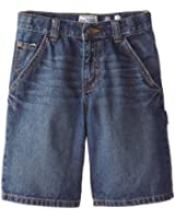 The Children's Place Little Boys' Denim Utility Short