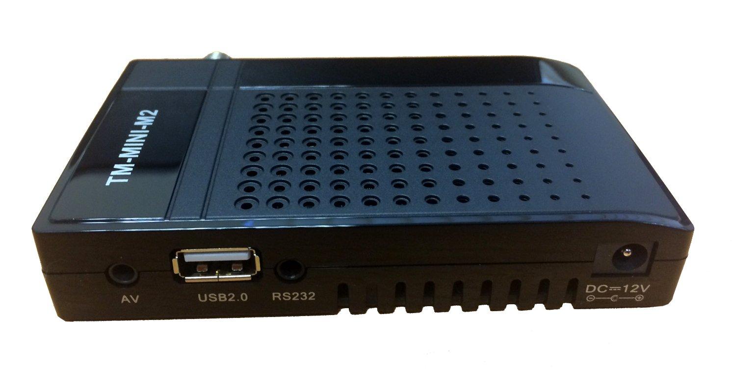 Technomate TM-MINI M2 HD Satellite Receiver IP Ready DVB-S2 1080p