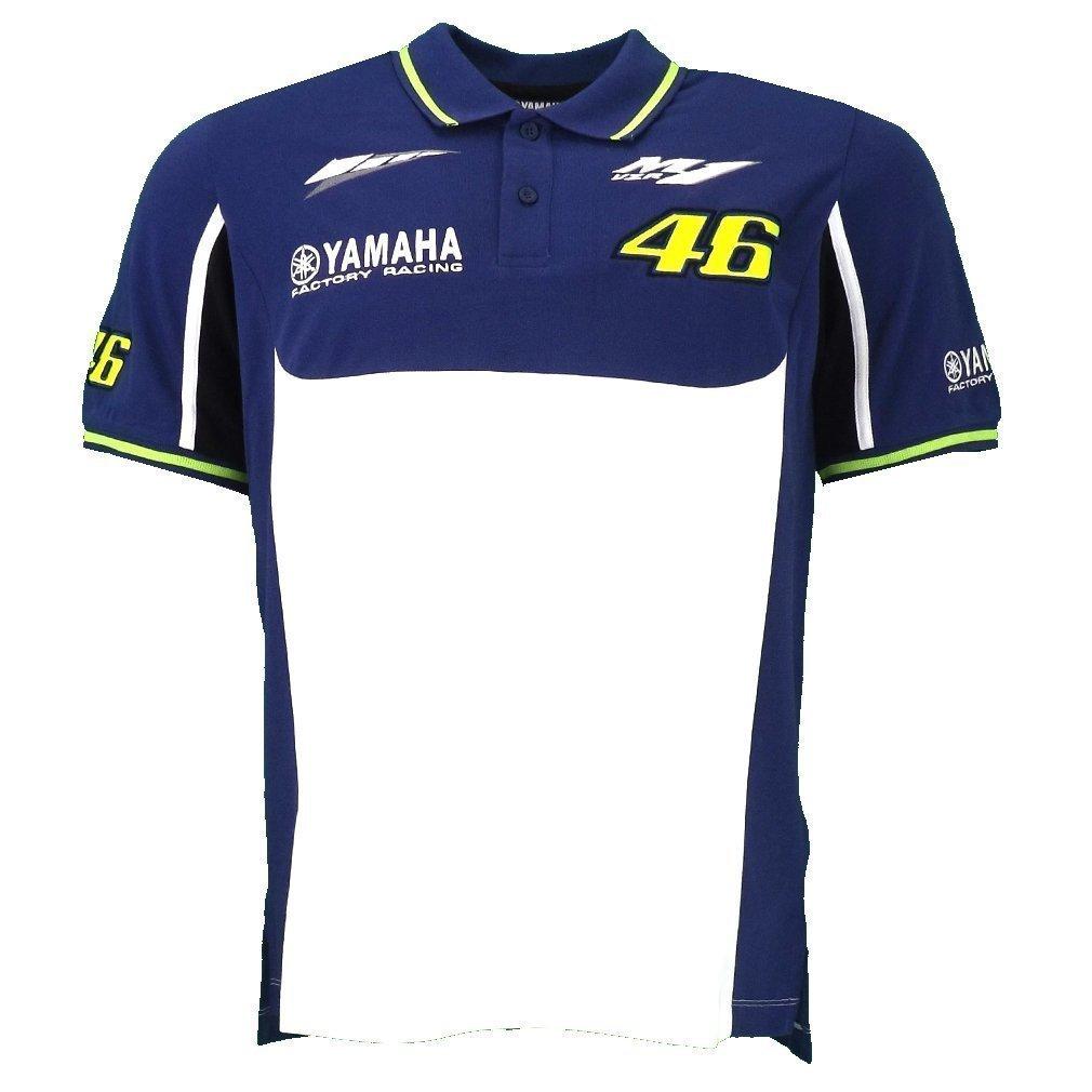 Valentino Rossi VR46 Polo de manga corta, diseño oficial del ...