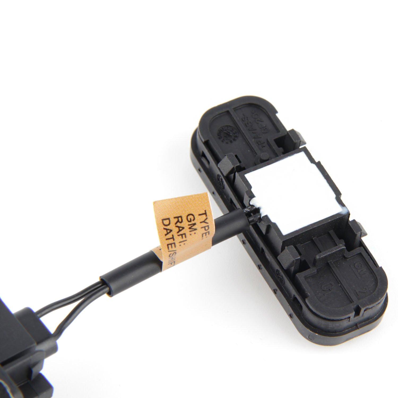Interruttore nero per apertura portellone portabagagli TAKPART