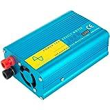 AUTOINBOX 純正弦波 インバーター 300W シガーソケット 車載充電器 DC12V to AC100V USB 2ポート