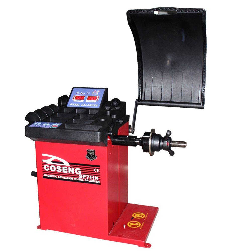 COSENG Wheel Balancer Magnetic Levitation System Basic Model No Motor No Belt System SP711N