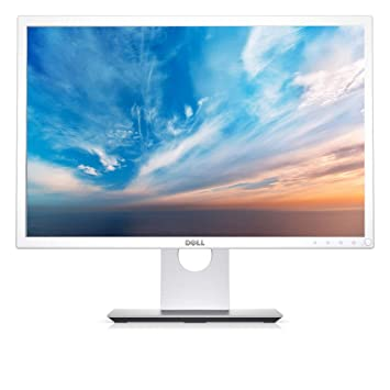 "DELL P2217 22"" LED Mate Plana Blanco Pantalla para PC - Monitor (55,"