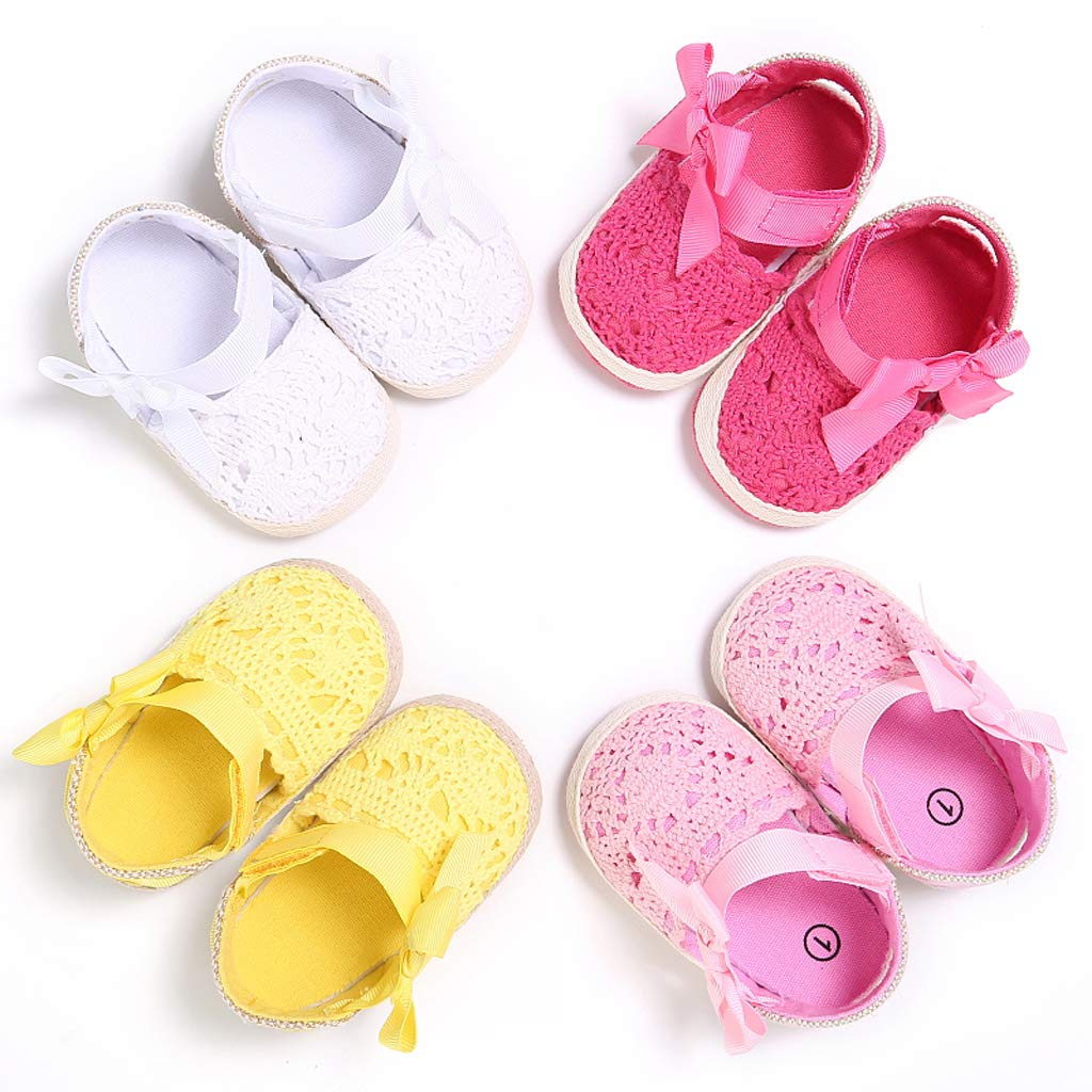 Horoshop Baby Girls Shoes Infant Toddler Princess Prewalkers Anti-skid First Walkers Newborn Spring Autumn Shoe