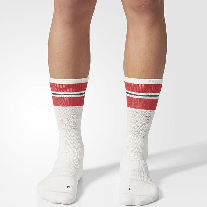 Adidas PW New York ID Crew Calcetines - AW17 - S: Amazon.es: Ropa y accesorios