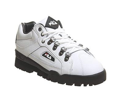 2363ad28159 Fila Trailblazer Boots White: Amazon.co.uk: Shoes & Bags