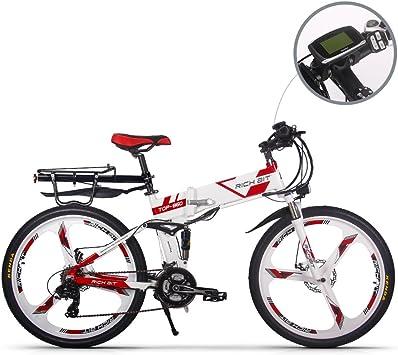 GUOWEI Rich bit RT-860 36V 12.8AH 250W Bicicleta Plegable ...