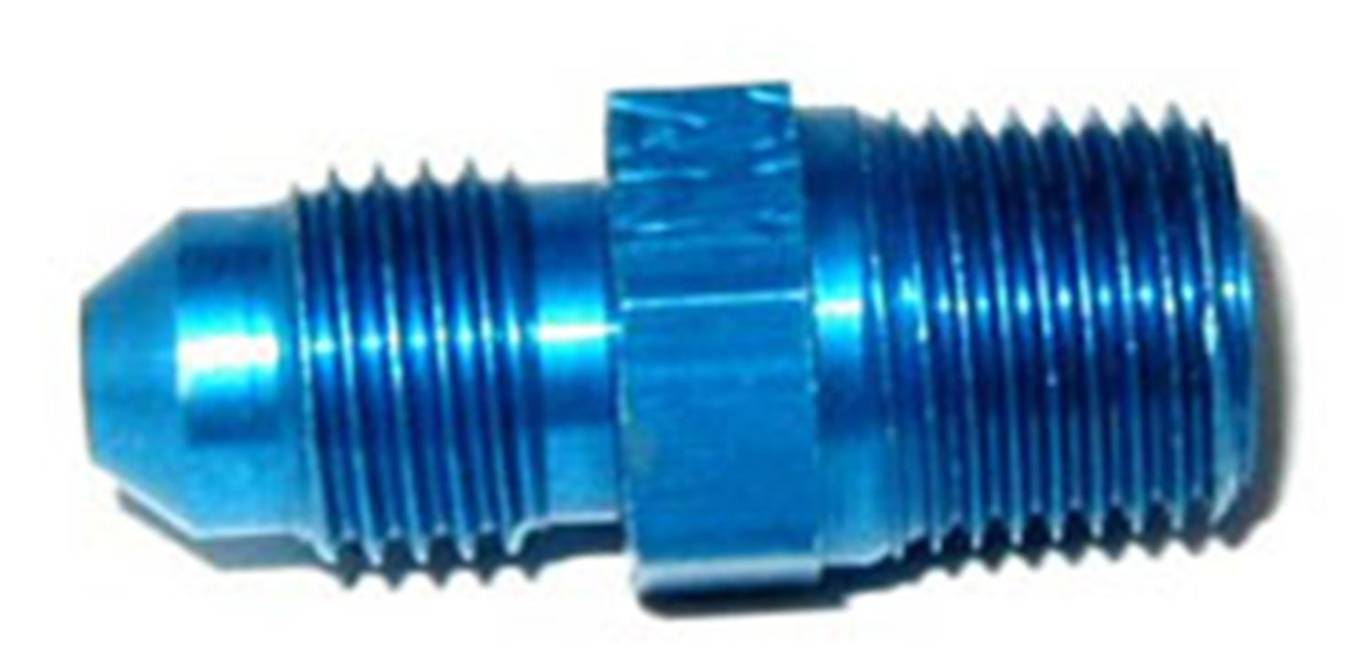 """NOS Nitrous Oxide Systems 3 AN Male to 1//8/"""" NPT Male Adapter Fittin 17950NOS"""