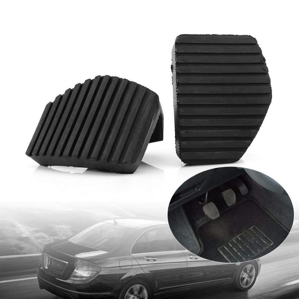 Amazon.com: Gift-4Car - 1Pair Clutch Brake Pedal Rubber Cover For Peugeot/Citroen 1007 207 208 301 C3 C4 C5 C6 C8: Home Improvement