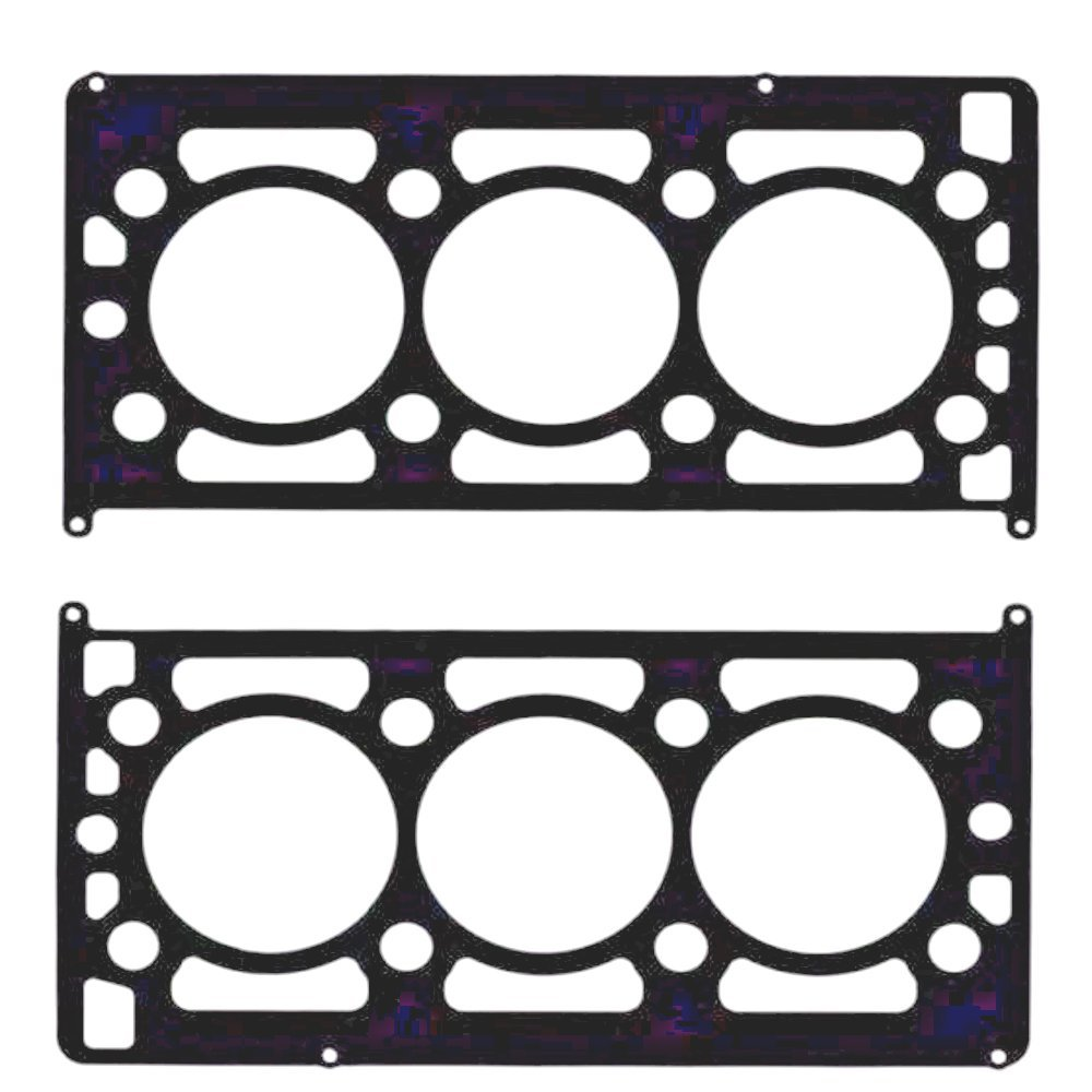 2 Set New Cylinder Head Cover Gasket for Kia Land Rover Freelander 223113Y200