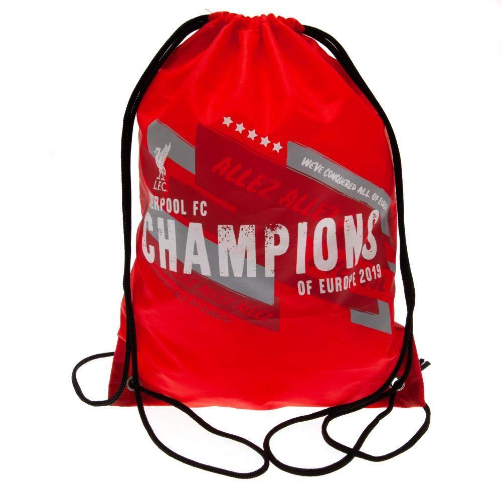 Liverpool F.C Champions of Europe Gym Bag