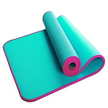 Estera De Yoga Thick Yoga Mat Beginners Seam Thickening ...