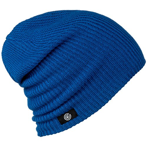 Evony Daily Light Warm Beanie - Royal Blue