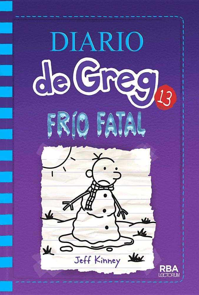 Fatal Diario Diary Wimpy Spanish