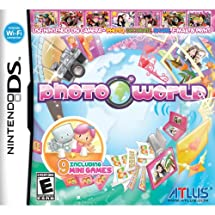 PhotoWorld - Nintendo DS