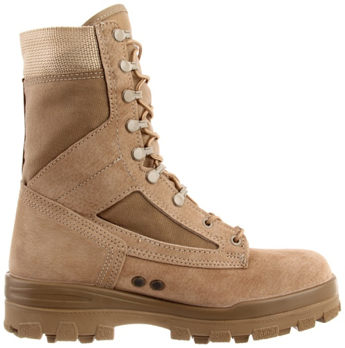 discount cost with paypal sale online Bates Men's 8 Inches Durashocks Steel Toe Work Boot Sand Combo buy cheap supply 7RbS6