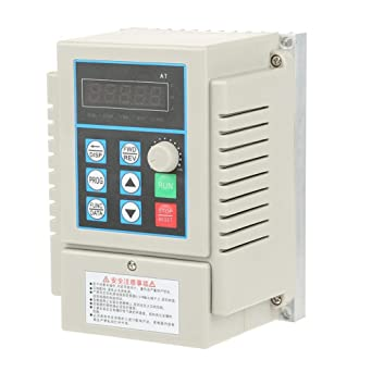Variable Frequency Drive AC 220V 0 45kW Single-Phase VFD