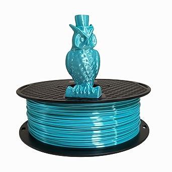 CC3D Silk PLA Blue filamento para impresora 3D de 1.75 mm, 1 ...