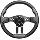 Aviator 5 Golf Cart Steering Wheel (Available in 4 Colors)