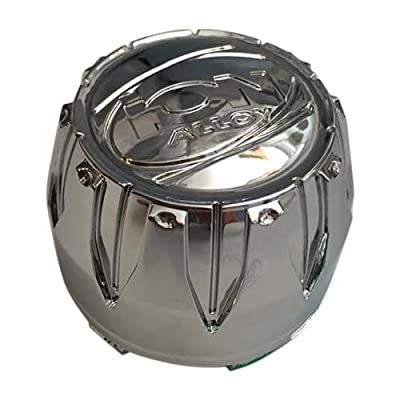 Ion Wheels C10141 C101712 Chrome Wheel Center Cap: Automotive