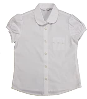 Ex M/&S Ladies Ivory Long Sleeve Shirt Women/'s Collared Neck Blouse Size 6 To 24