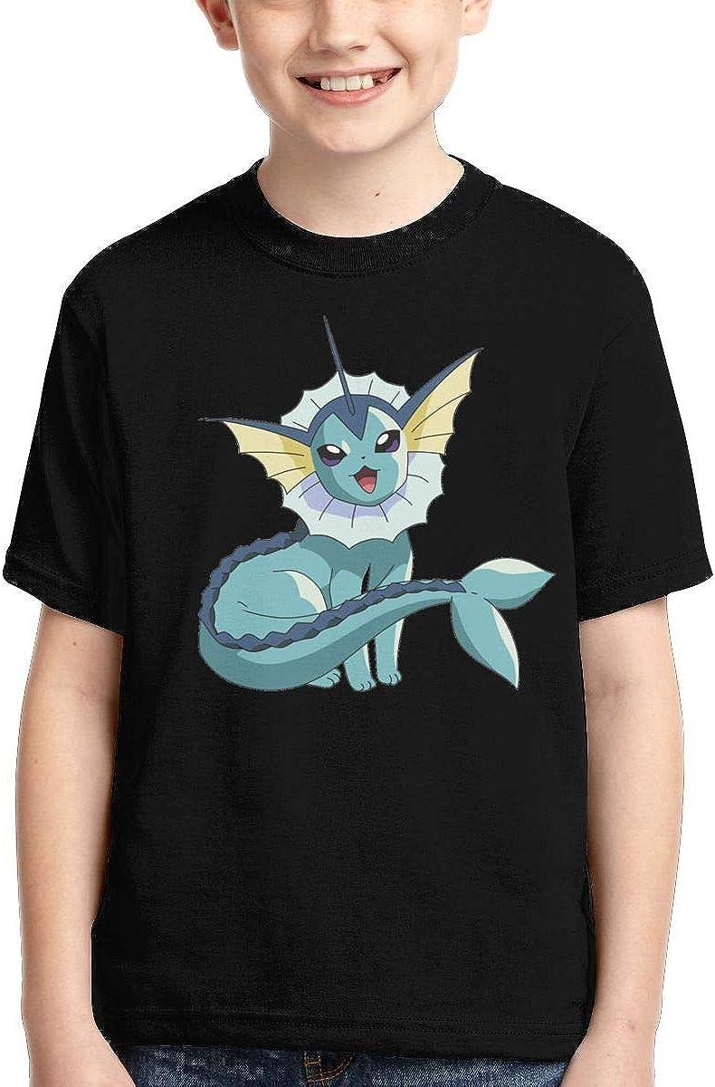 Ffrogont45 /Î/•evee Evolution Boys Print T-Shirt Teens Casual Short Sleeve