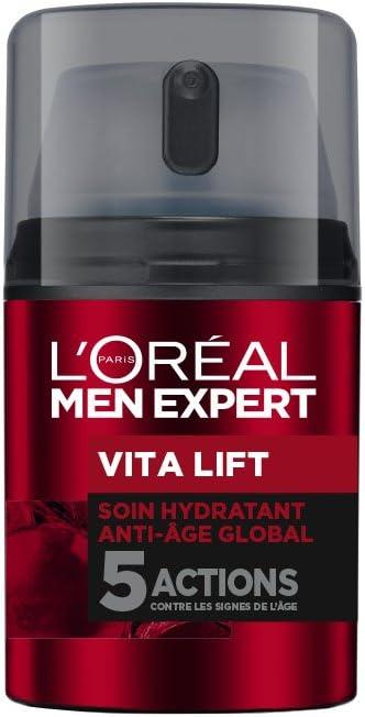 MEN EXPERT vita lift 5 soin anti age