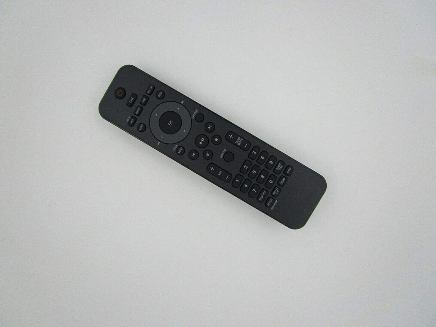 Replacement Remote Control for Philips CRP632 HSB2351/98 HES2800/12 DVD Home Theater System