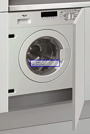 Whirlpool Awod 070 Lave Linge Frontal Intégrable 7 Kg 1400 Rpm