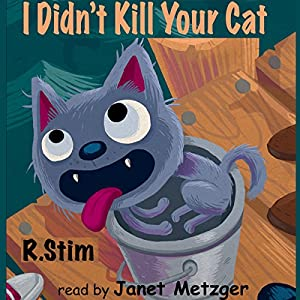 I Didn't Kill Your Cat Audiobook