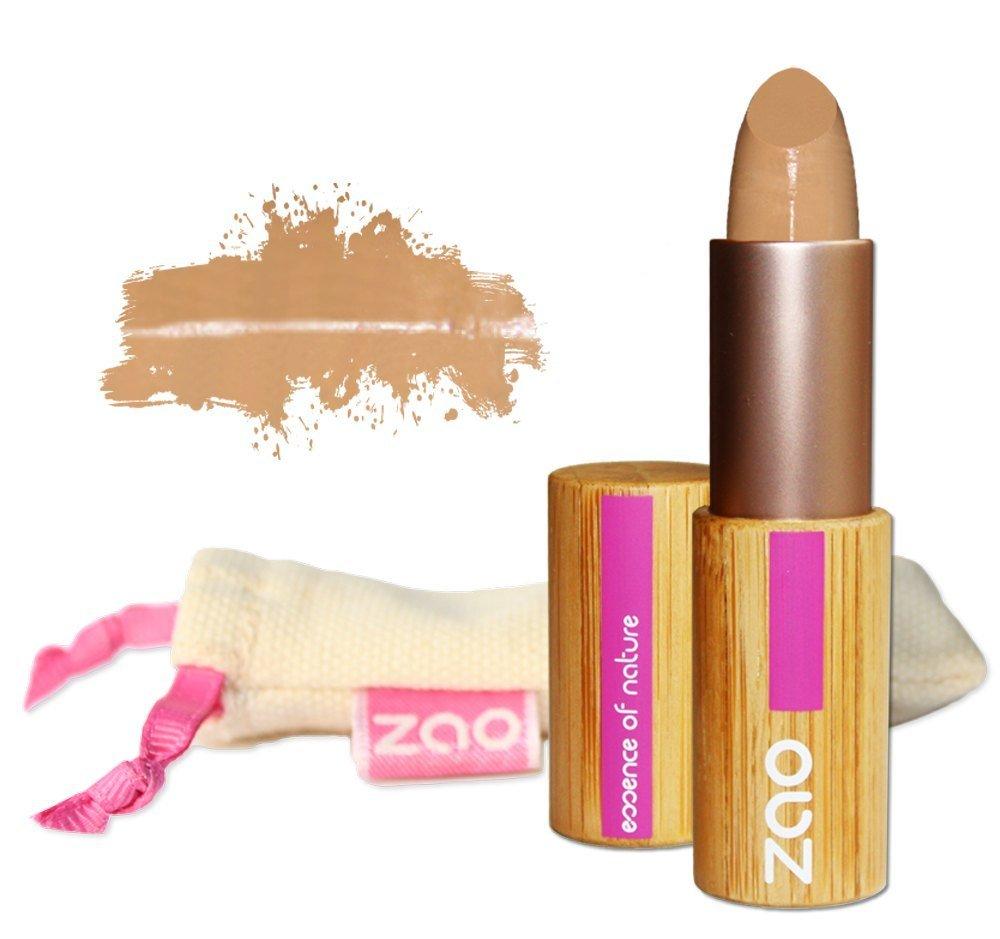 Zao Organic Makeup - correttore avorio 491-0, 18 oz.