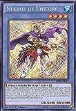 Yu-Gi-Oh! - Nekroz of Unicore (THSF-EN016) - The Secret Forces - 1st Edition - Secret Rare