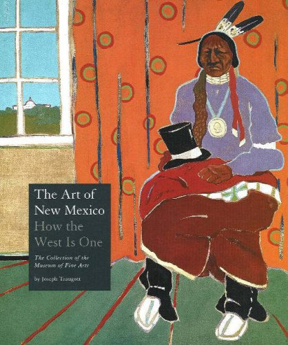 This lavishly illustrated book explores the aesthetic and cultural impact of New Mexico art from the 1880s to the present and highlights a refreshing range of works representing European, Native, ethnic, tourist, regional, and commercial art. For ...