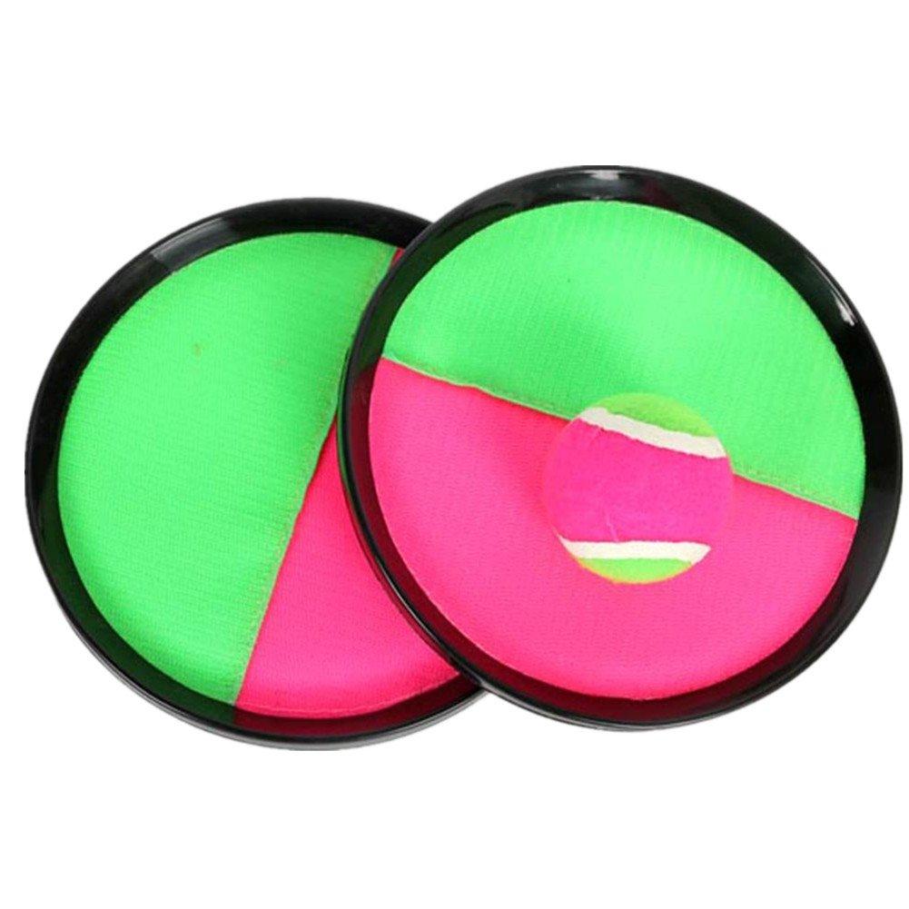 Velcro bola manta Chuck Ball Toy Set stick pelota: Amazon.es ...