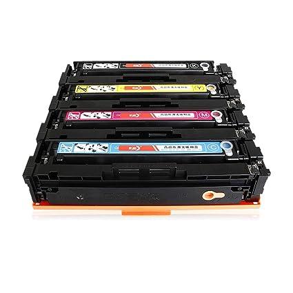 Compatible con cartucho de tóner negro Hpcf400a, impresora ...
