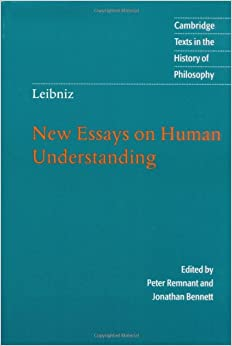 g.w. leibniz philosophical essays
